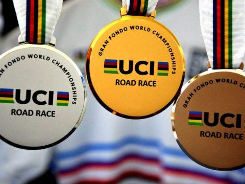 gran fondo world championship medals