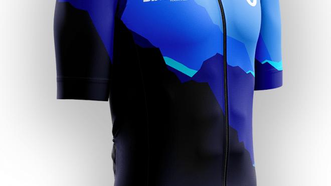 cycling jersey Black Sheep INK
