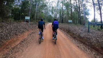 2021 Glasshouse Mountains to Brisbane Valley Rail Trail