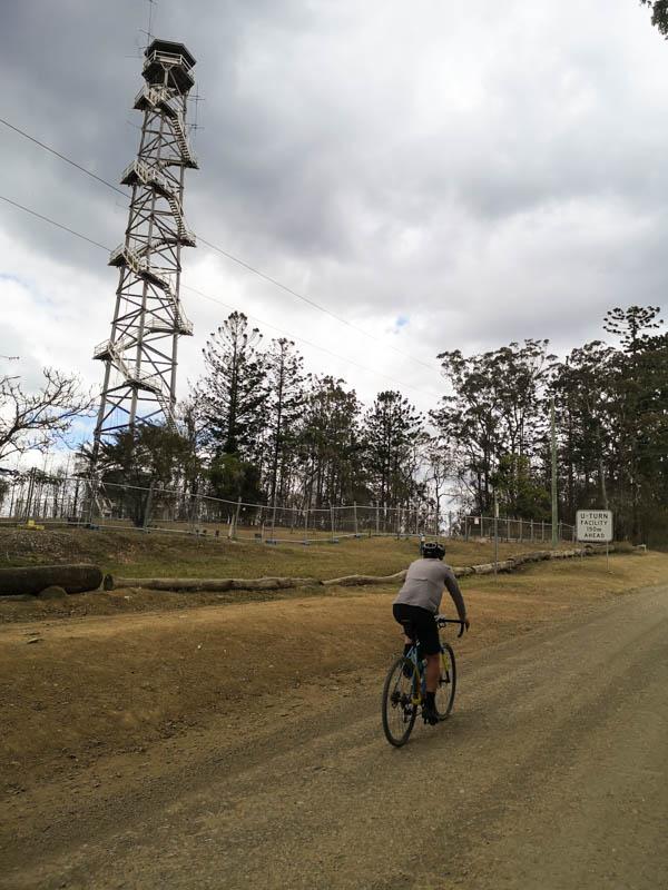 jimna fire tower gravel bike